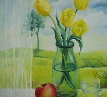 Window by Elena Oleniuc