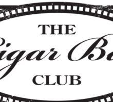 The Cigar Bar Club Sticker