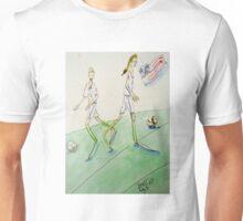 Soccer Women Unisex T-Shirt
