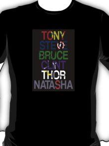 Avengers - 002 T-Shirt