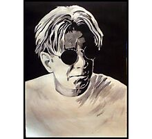 Portrait of Gary Photographic Print