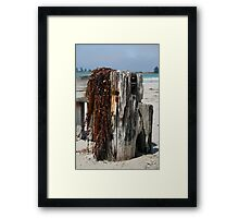 East Beach, Port Fairy Framed Print
