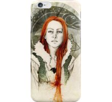 Catelyn Tully iPhone Case/Skin