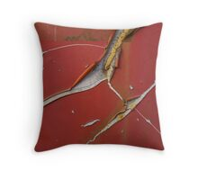 Old Wound Throw Pillow
