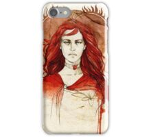 Melisandre od Asshai iPhone Case/Skin
