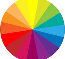 Colour Wheel by Steve Anderssen