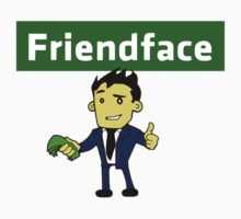 The IT Crowd – Friendface – Meet New Friends by PonchTheOwl
