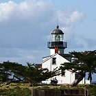 Point Pinos Lighthouse by fototaker