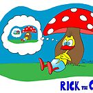 "Rick the chick ""DREAMING MYSELF"" by CLAUDIO COSTA"
