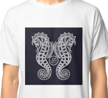 Seahorses Deluxe  Classic T-Shirt