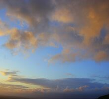 Evening Clouds by SMalik