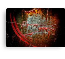 Tribal Dance #2 - Ritual Canvas Print