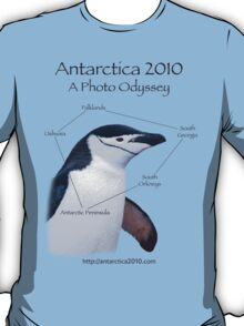 Antarctica 2010: A Photo Odyssey T-Shirt