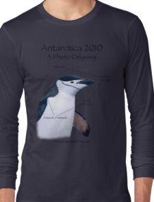 Antarctica 2010: A Photo Odyssey Long Sleeve T-Shirt
