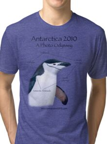 Antarctica 2010: A Photo Odyssey Tri-blend T-Shirt