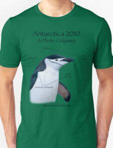 Antarctica 2010: A Photo Odyssey Unisex T-Shirt