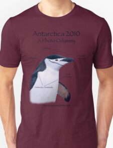 Antarctica 2010: A Photo Odyssey Unisex T-Shirt