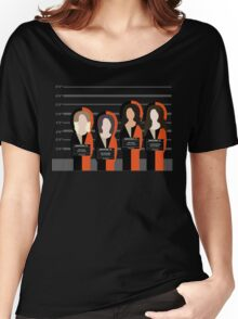 The Liars of Rosefield Prison Women's Relaxed Fit T-Shirt