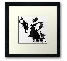 Jigen Daisuke - Lupin IIIrd Framed Print
