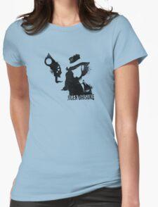 Jigen Daisuke - Lupin IIIrd Womens Fitted T-Shirt