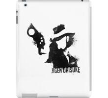Jigen Daisuke - Lupin IIIrd iPad Case/Skin