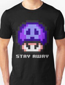 Stay Away - Mario Poison Mushrooms T-Shirt