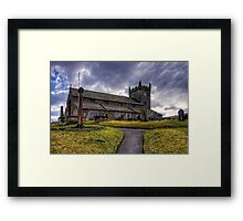 St Michael & All Angels Framed Print