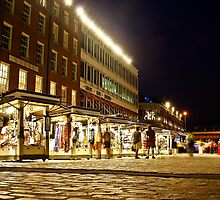 South Street Seaport by TyTheTerrible
