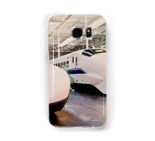 Bullet Trains Samsung Galaxy Case/Skin