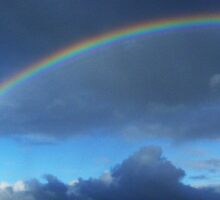 Somewhere over the rainbow.. by shutter-bug1