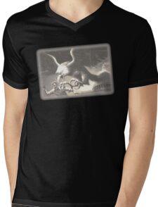 BioShock – No, Says the Man in Washington Mens V-Neck T-Shirt