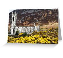 Poisen Valley, Donegal, Ireland Greeting Card