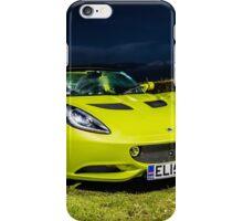 Lotus Elise iPhone Case/Skin