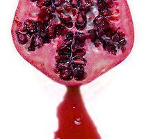 Pommegranite by Nigel Bangert