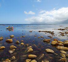 Kommetjie Seascape by Neil  Bradfield