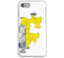 the t-shirt puzzle iPhone Case/Skin