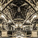 St. Clare of Assisi church 3 by John Velocci
