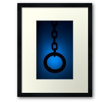 The Point is There is No Point Framed Print
