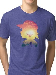 Pika Dream Tri-blend T-Shirt