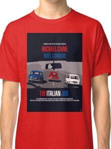 The Italian Job - Movie Poster Classic T-Shirt
