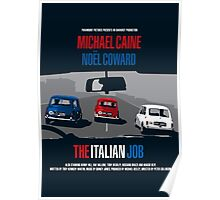 The Italian Job - Movie Poster Poster