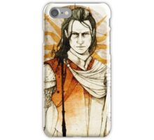 Oberyn Martell iPhone Case/Skin