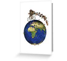Worldwide shipping Greeting Card