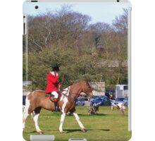 Devon Hunt iPad Case/Skin