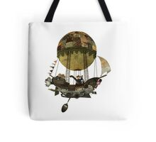 A tour in the Clouds Tote Bag