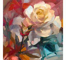 Rose Gold Photographic Print