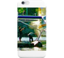 Bird Bath iPhone Case/Skin