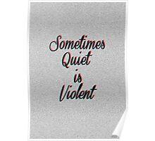 Twenty One Pilots lyrics Poster