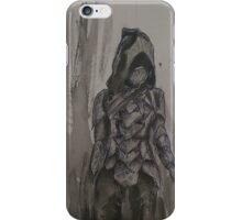 Nightingale Armour Watercolour iPhone Case/Skin