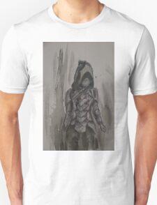 Nightingale Armour Watercolour T-Shirt